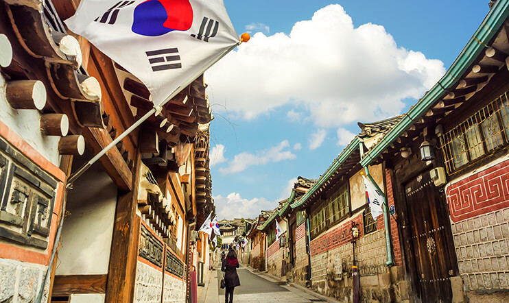 Flights to Seoul →